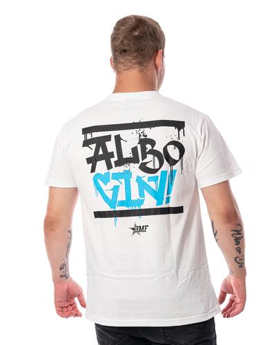 Koszulka 3maj Fason Albo Giń Biała