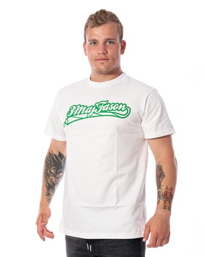 Koszulka 3maj Fason Joint Biała